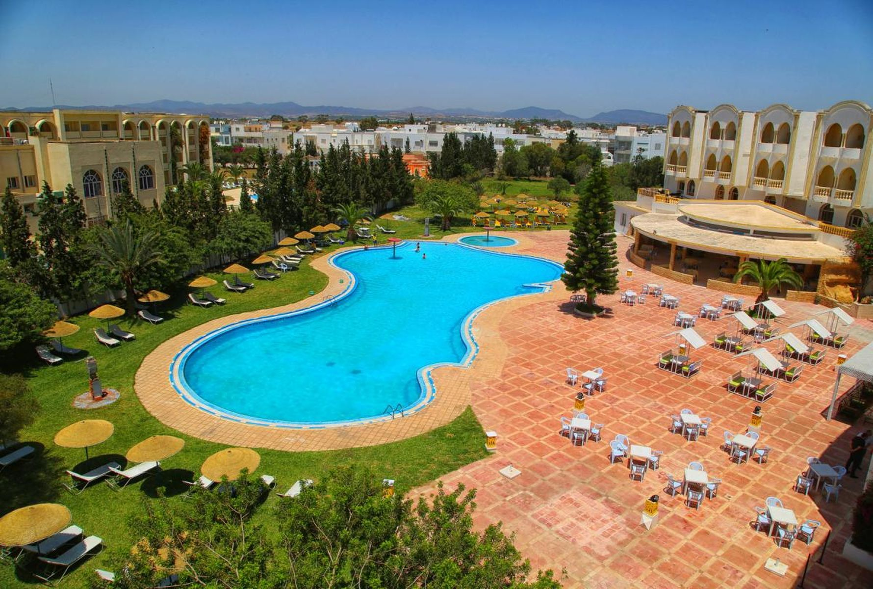 HAMMAMET FAMILY RESORT 3*