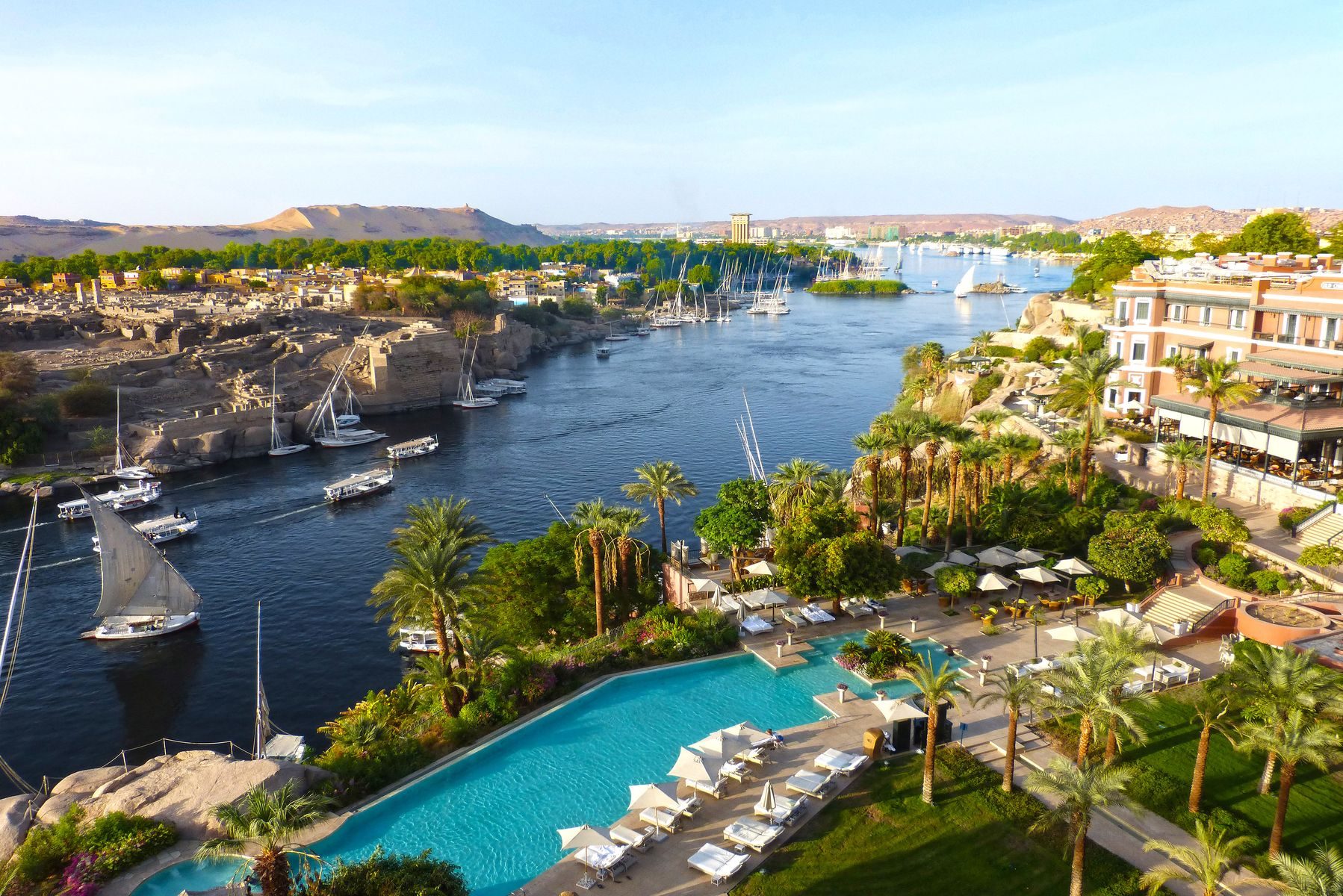 Caire - Luxor - Aswan